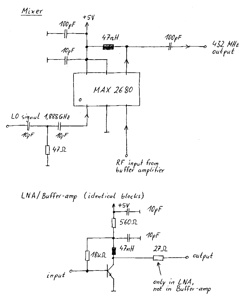 amplifier_mixer_2320_to_432MHz_converter